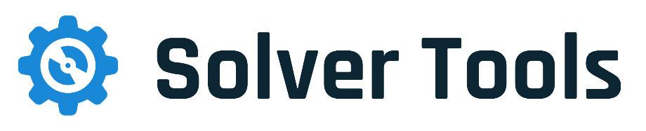 Solver Tools
